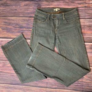 CAbi Graywash Flare Cut Jeans